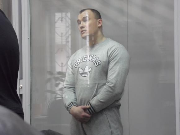 Допит про кулі з револьвера. Як судять «Шефа» за злочин проти «Кабана» (ВІДЕО) : 24:03:2017 - vn.20minut.ua