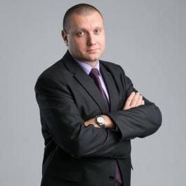 """Роман Рачок, адвокат """"Подільської правової ліги"""""""