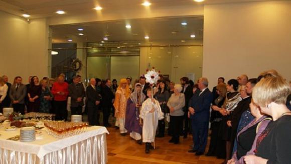 Консул Ізраїлю обурився персонажем «Жида» у вертепі консульства Польщі у Львові