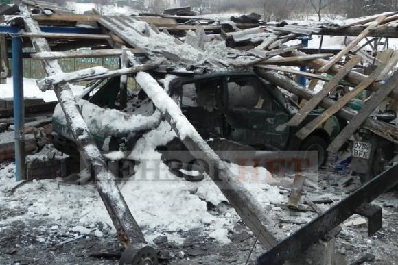 Забутий бій 4-ї роти батальйону Донбас у с.Широкиному 07