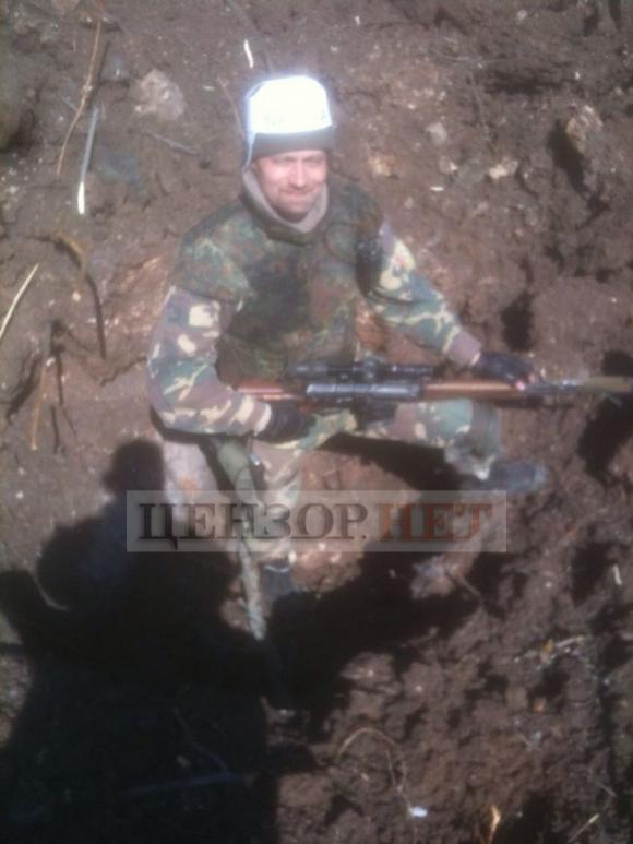 Забутий бій 4-ї роти батальйону Донбас у с.Широкиному 01