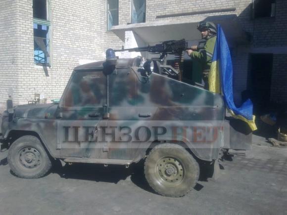 Забутий бій 4-ї роти батальйону Донбас у с.Широкиному 05