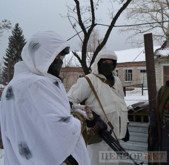 Забутий бій 4-ї роти батальйону Донбас у с.Широкиному 03
