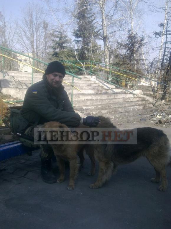 Забутий бій 4-ї роти батальйону Донбас у с.Широкиному 16