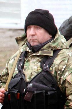 Забутий бій 4-ї роти батальйону Донбас у с.Широкиному 06