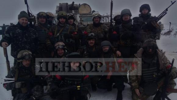 Забутий бій 4-ї роти батальйону Донбас у с.Широкиному 09