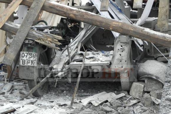 Забутий бій 4-ї роти батальйону Донбас у с.Широкиному 17