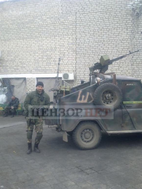 Забутий бій 4-ї роти батальйону Донбас у с.Широкиному 10