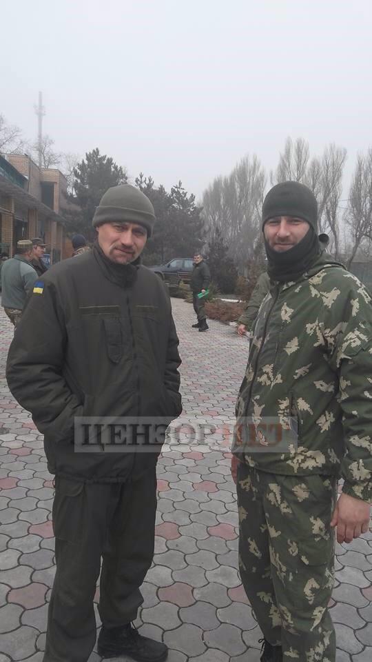 Забутий бій 4-ї роти батальйону Донбас у с.Широкиному 04