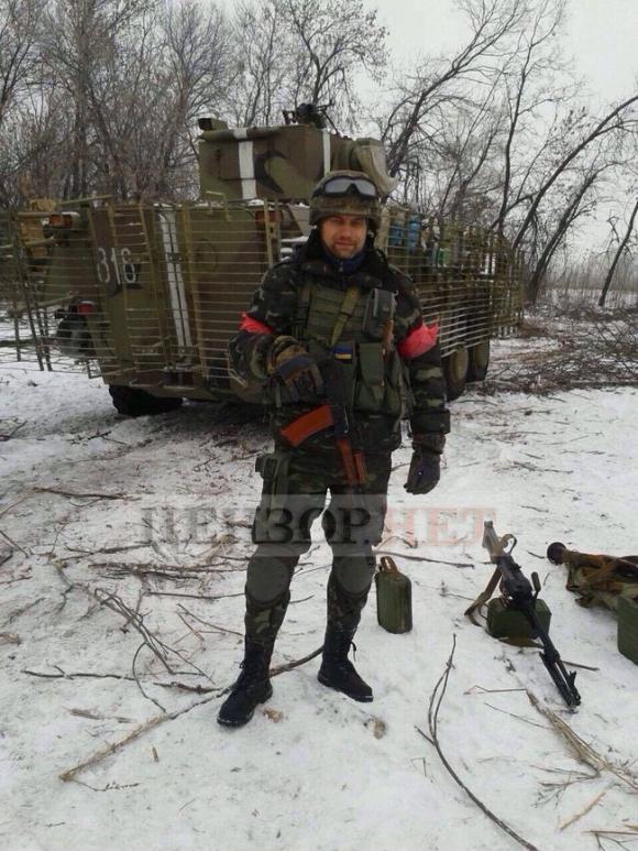 Забутий бій 4-ї роти батальйону Донбас у с.Широкиному 14