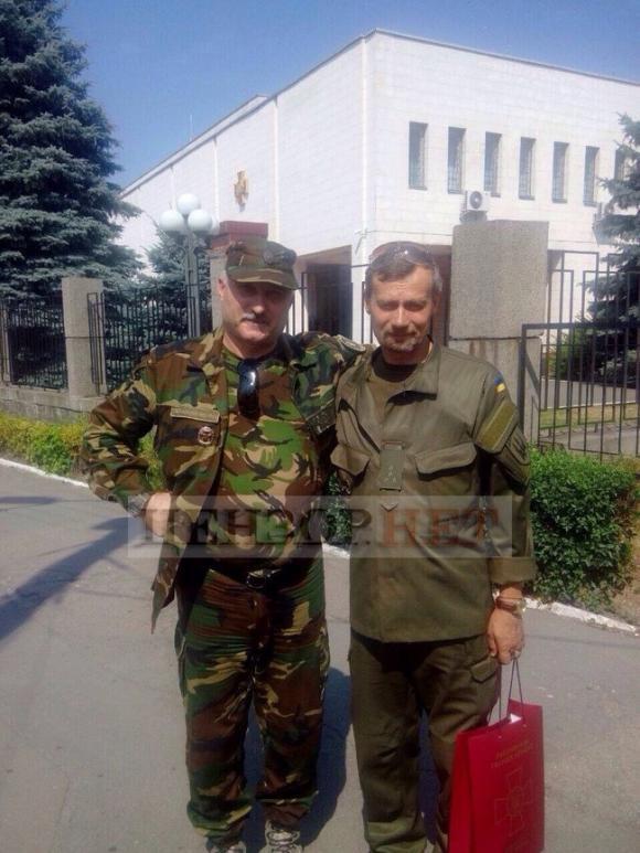 Забутий бій 4-ї роти батальйону Донбас у с.Широкиному 12