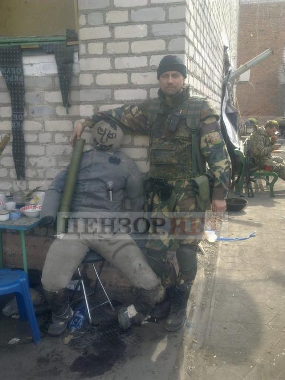 Забутий бій 4-ї роти батальйону Донбас у с.Широкиному 19