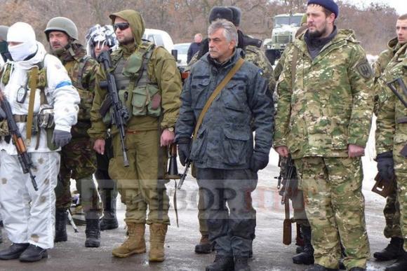 Забутий бій 4-ї роти батальйону Донбас у с.Широкиному 11
