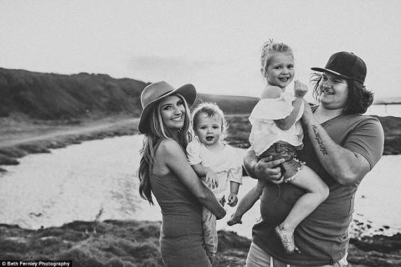 22-летняя мать двоих детей с 4-й стадией рака: И всё-таки я ухожу счастливой