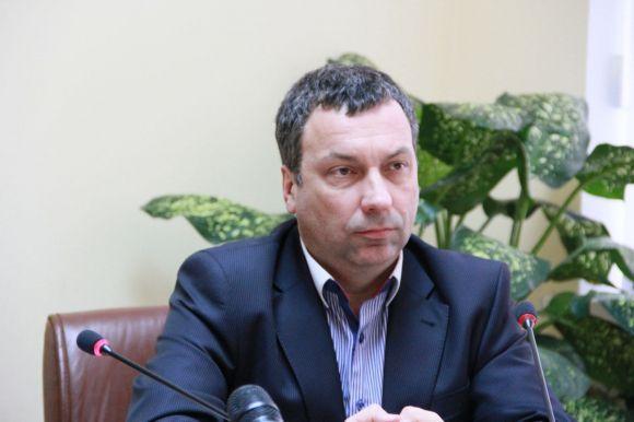 "Дмитро Рогожин, директор КП ""Житомиртеплокомуненерго"""