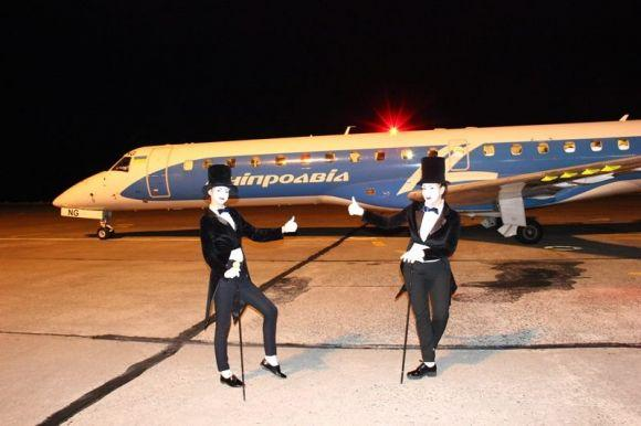 ВУкраїні запустили найкоротший авіарейс