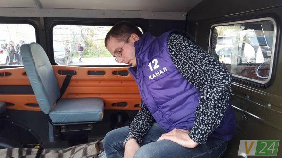 УТернопільській області невідомі побили двох журналістів