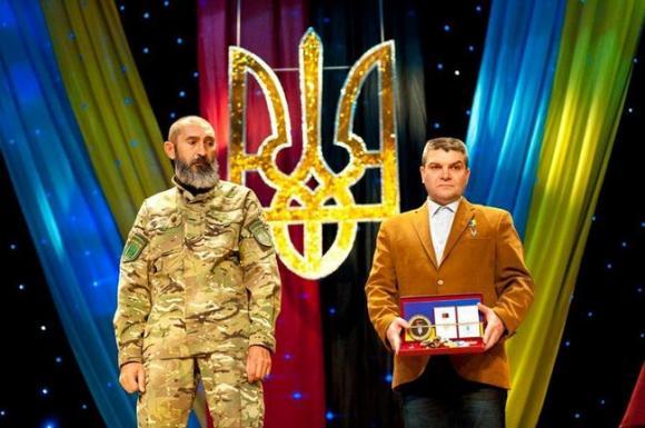 Доброволець 8-го батальйону Аратта Української добровольчої армії Володимир Галаган, друг Душман: Мені довіряли командувати багатьма операціями. І ніколи в мене навіть жодного пораненого не було 08