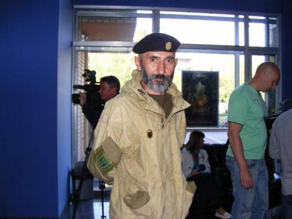 Доброволець 8-го батальйону Аратта Української добровольчої армії Володимир Галаган, друг Душман: Мені довіряли командувати багатьма операціями. І ніколи в мене навіть жодного пораненого не було 02