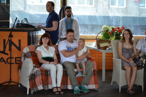 Сергій та Тетяна Добровольські