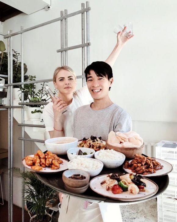 Персонал и еда в «Китайском привете»