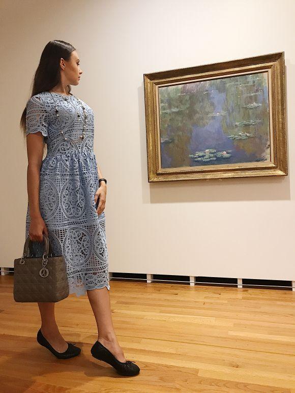 Виставка картин Густава Клімта у художньому музеї Ванкувера