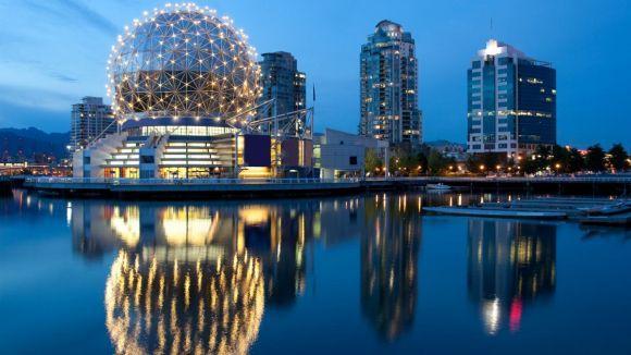 Нічний Ванкувер