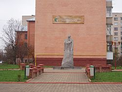 Грушевському МС памятник Козятин.JPG