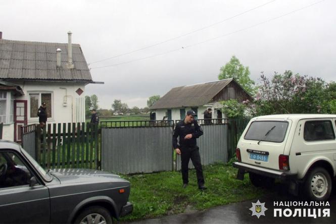 Світлина від Поліція Хмельницької області.