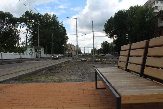 Ремонт второй очереди улицы Замостянской в Виннице оценивают в 90 миллионов (Фото)