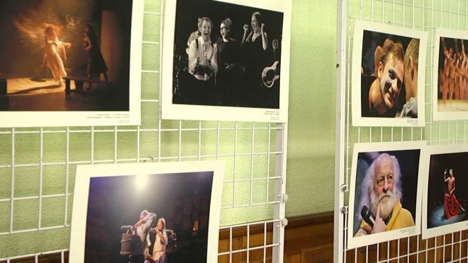 Картинки по запросу театр в об єктиві фотовиставка