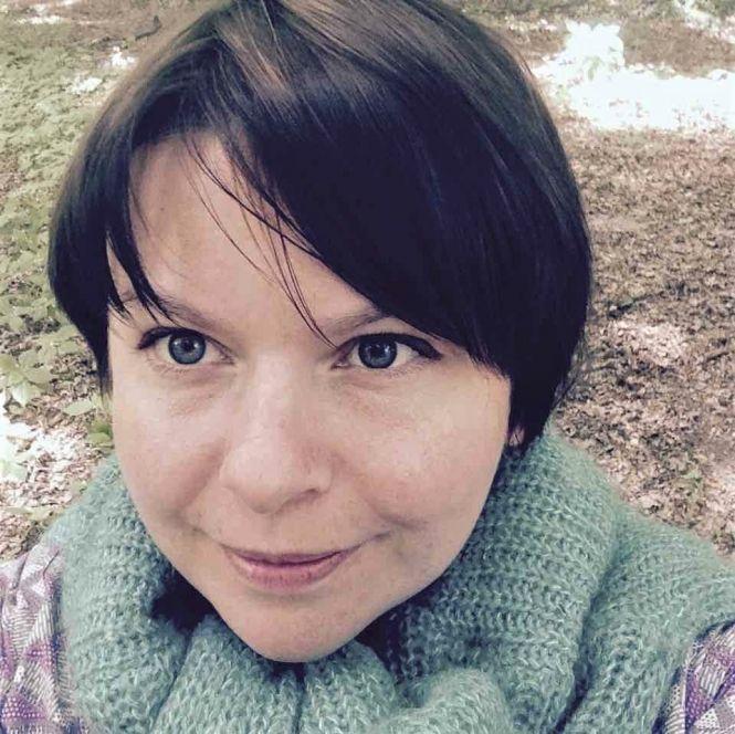 Дар'я Масло, лікувальний педагог. Фото з її фб-сторінки