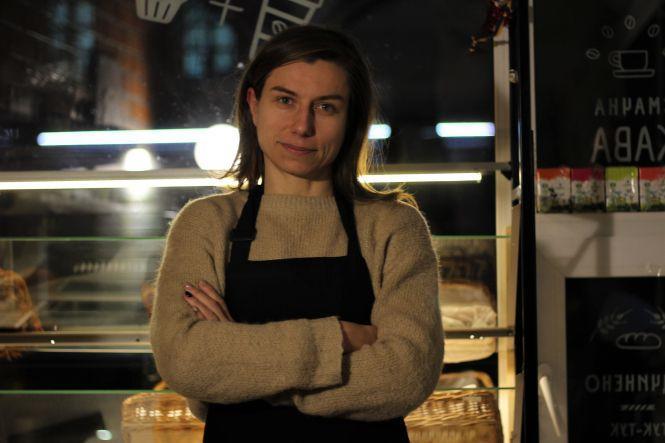 Інга Гончарук, власниця пекарні