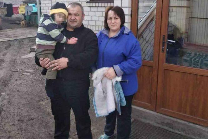 Щасливий порятунок: трирічний малюк втік за вісім кілометрів від дому