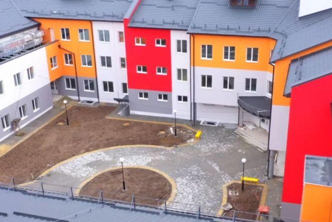 Нова школа на Поділлі: показали, як виглядає заклад під час ремонту