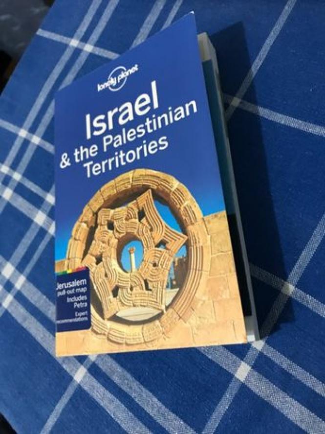 Продам путівник Lonely Planet - Israel Петриковка - изображение 1