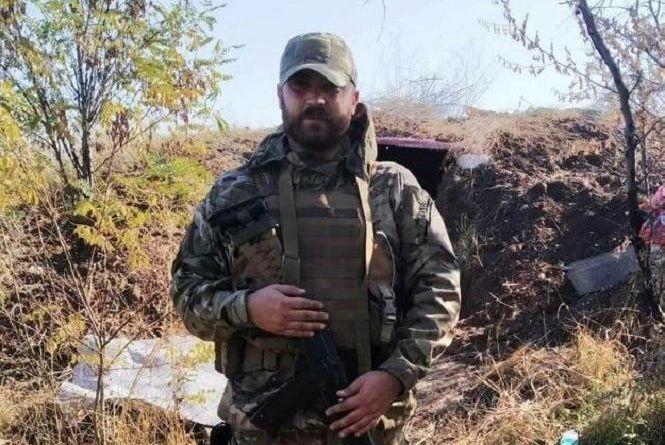 Чергова втрата: на Донеччині загинув боєць з Тульчинського району