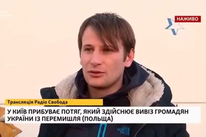 «Ви, люди, просто дикі»: скандальний вінничанин записав відео з  інфекційної лікарні