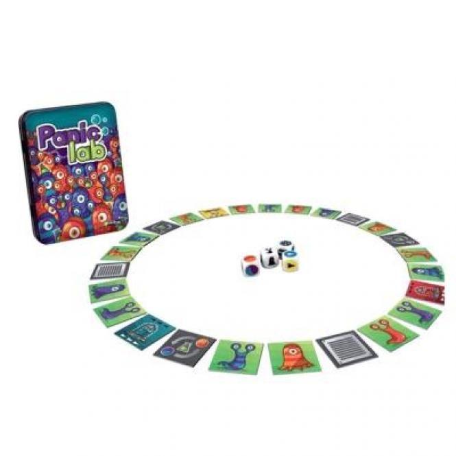 Настільна гра Gigamic Panic lab (40071) - 【Будинок іграшок ...