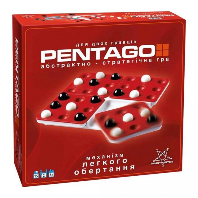 Настольная игра Пентаго / Настільна гра Пентаго 41501104 Granna ...