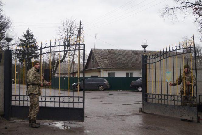 На складі боєприпасів у Калинівці солдат вкрав гранати. Що відомо про інцидент?