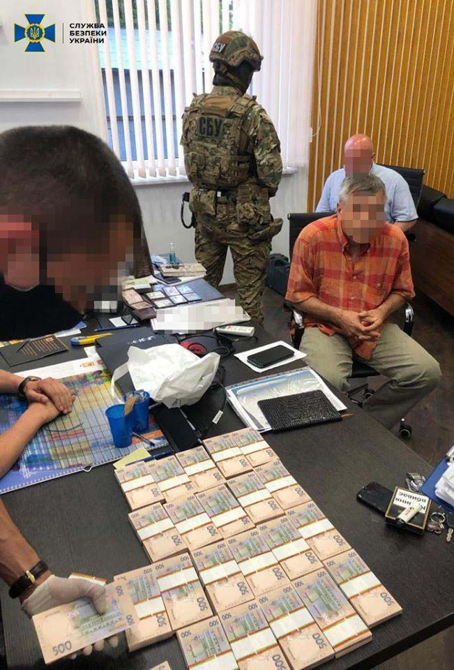 Світлина від Управління Служби безпеки України у Вінницькій області.