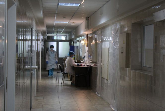 «Наймолодшому пацієнту — два місяці»: як у Вінниці лікують дітей хворих на коронавірус
