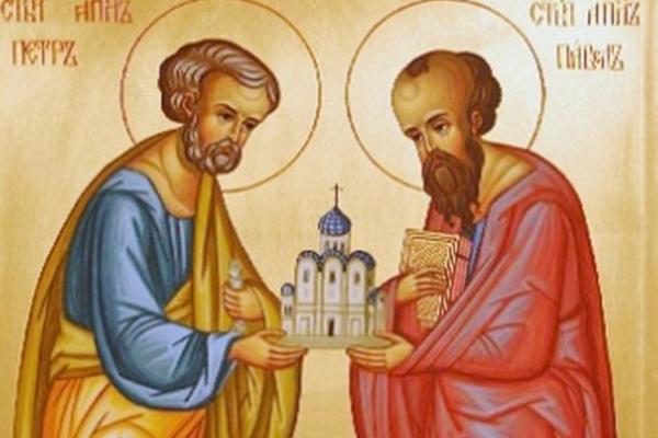 12 июля - какой сегодня праздник, праздник Петра и Павла