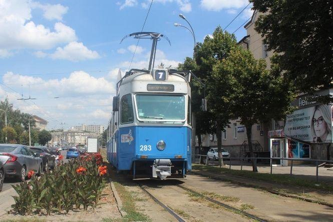 Трамвай №7 замість тролейбусу №5. Німецькі фахівці схвалили план зміни транспорту Вінниці