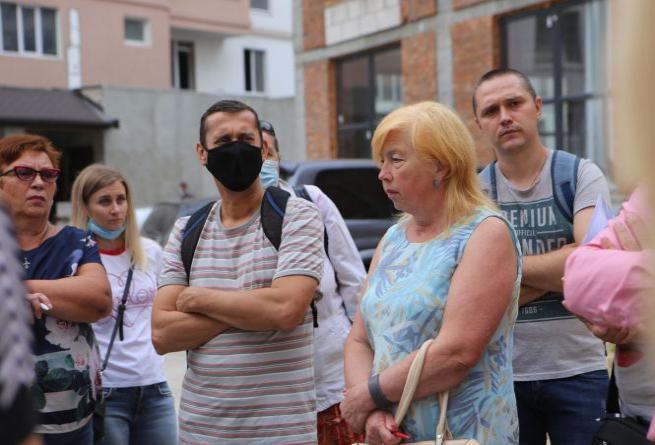 «Власники квартир винні нам гроші». Продовження історії зі скандальним ЖК на Стрілецькій