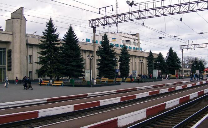 Залізничний вокзал Хмельницький | Вокзалы Украины