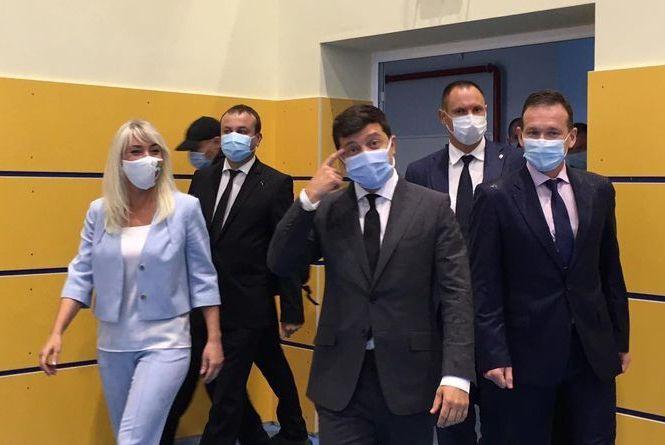 Сьогодні у Вінницю прилетів президент Зеленський. Хроніка візиту (ОНОВЛЮЄТЬСЯ)