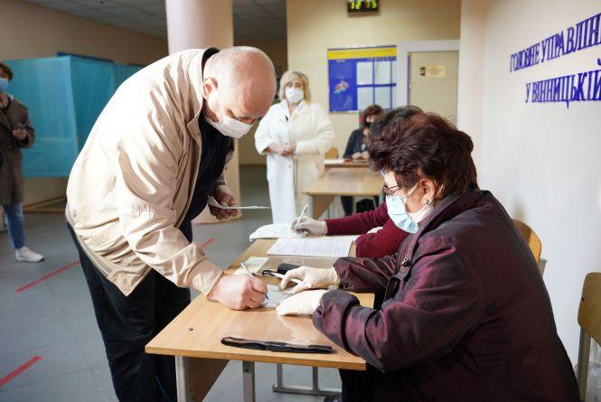 Вибори-2020: про що треба знати перед голосуванням у Вінниці?