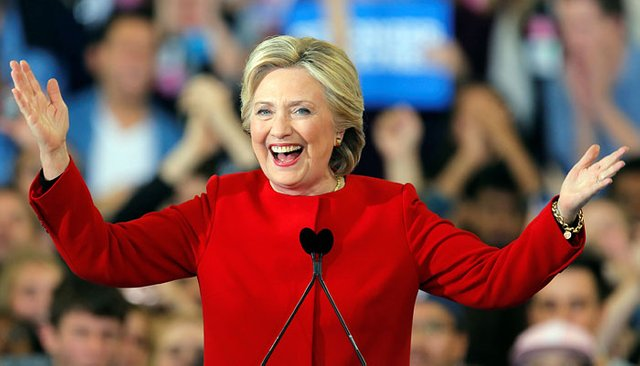 Хілларі Клінтон - фото 363775